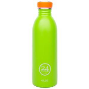 【2500円以上で送料無料】水筒 24ボトルズ アーバンボトル 500ml 24Bottles ステンレス ドリンクボトル ライムグリーン back