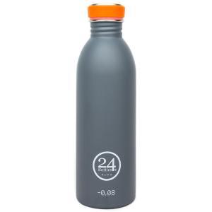 【2500円以上で送料無料】水筒 24ボトルズ アーバンボトル 500ml 24Bottles ステンレス ドリンクボトル フォーマルグレイ back