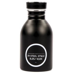 【2500円以上で送料無料】スパイス入れ 24ボトルズ ディスペンサーボトル 250ml 24Bottles ブラック back