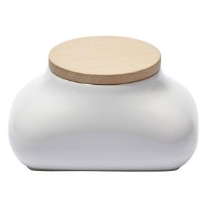 ウェットシートケース ideaco モチ ウェットティッシュ 収納 イデアコ mochi ホワイト|back