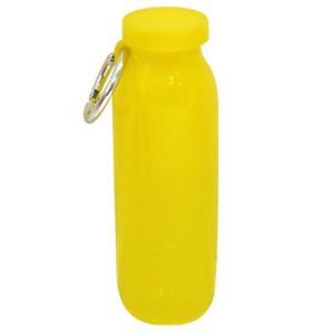 水筒 bubi 650ml ブビ シリコンボトル レモン back