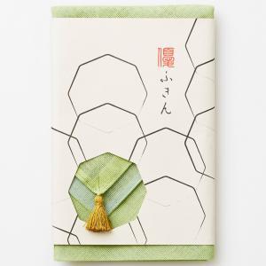 【2500円以上で送料無料】布巾 蚊帳(かや)生地ふきん 優ふきん 緑|back