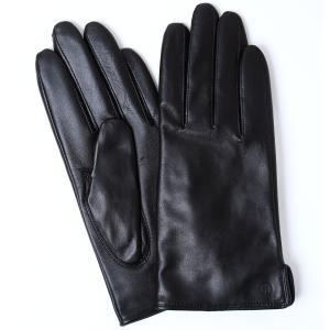 手袋 iTouch Gloves Leather S アイタッチグローブ レザー 本革 Sサイズ レディース ブラック|back
