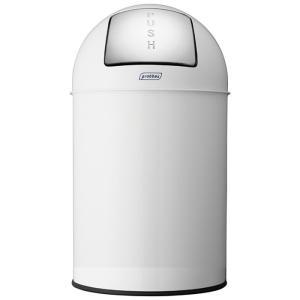 ゴミ箱 プロバックス プッシュビン 業務用 33L probbax PUSH BIN ホワイト 当日発送