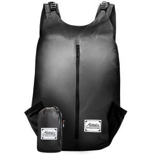 リュック Matador freerain24 防水機能 メンズ レディース おしゃれ マタドール フリーレイン24 デイパック 24L ブラック|back