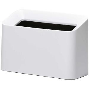 ゴミ箱 ideaco チューブラー コットントラッシュ おしゃれ イデアコ Tubelor Cotton Trash ホワイトの写真
