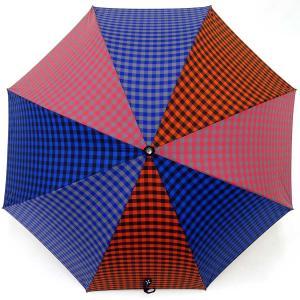 傘 +RING coco 60cm レディース 長傘 おしゃれな傘、おすすめ! プラスリング 女性サイズ Type-456|back