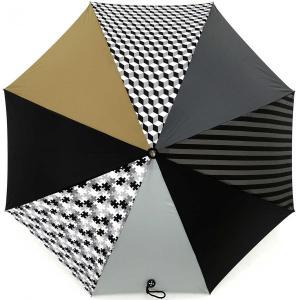 傘 +RING coco 60cm レディース 長傘 おしゃれな傘、おすすめ! プラスリング 女性サイズ Type-425|back