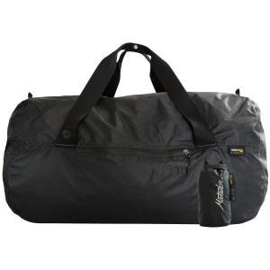 ダッフルバッグ マタドール ADVANCED Transit30 2.0 Duffle Bag ボストンバッグ Matador アドバンスド トランジット 30L チャコールグレー|back