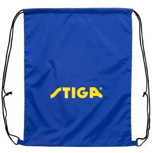 スポーツバッグ STIGA マルチバッグ フィットネスバッグ スティガ MALUTI BAG ブルー|back