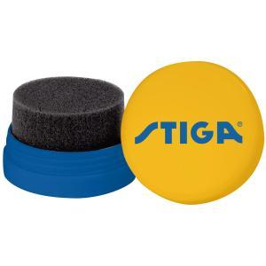 卓球メンテナンスグッズ STIGA CL スポンジ 卓球用品 スティガ CL SPONGE イエロー ブルー|back
