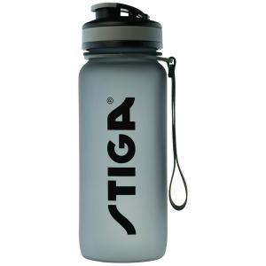 水筒 STIGA ウォーターボトル 650ml BPAフリー ドリンクボトル スティガ WATER BOTTLE 650ml BPA Free グレー|back
