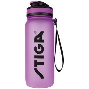 水筒 STIGA ウォーターボトル 650ml BPAフリー ドリンクボトル スティガ WATER BOTTLE 650ml BPA Free パープル|back