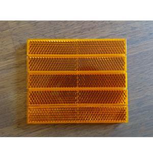 反射板/オレンジ 5枚組み 【481673】|backlash