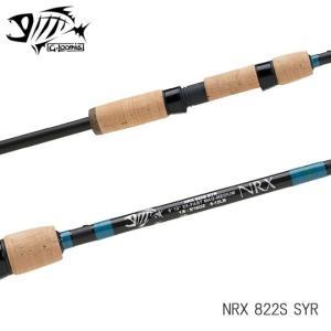 Gルーミス NRX 822S SYR G-Loomis [シェイキーヘッド用]|backlash