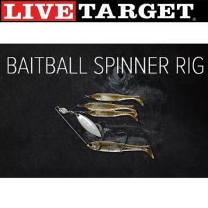 ライブターゲット ベイトボールスピナーリグ 1...の詳細画像1
