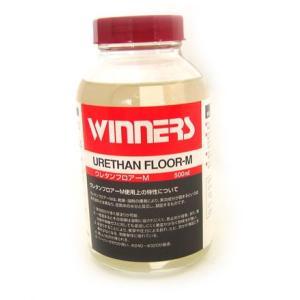 WINNERS ウィナーズ URETHAN FLOOR ウレタンフロアー M 100ml|backlash