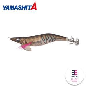 ヤマシタ ヤマリア エギ王 Qライブ サーチ 3.5号 490グロー YAMASHITA