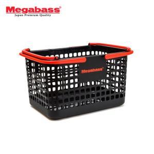 メガバス スタッカブルバスケット タックルボックス カゴ Megabass 別途送料1080円(2個まで)|backlash