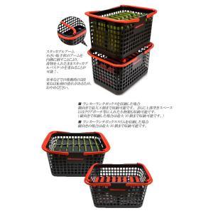 メガバス スタッカブルバスケット タックルボックス カゴ Megabass 別途送料1080円(2個まで)|backlash|03
