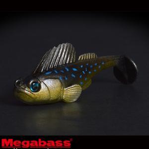 Megabass/メガバス DARK SLEEPER/ダークスリーパー ◆サイズ:2.4インチ ◆ウ...