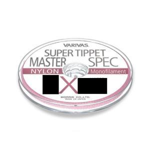 バリバス スーパーティペット マスタースペック ナイロン 50m 0.4号 VARIVAS SUPER TIPPET MASTER SPEC  backlash