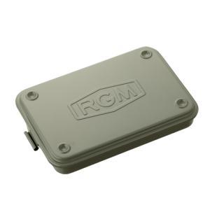 RGM(ルースターギアマーケット)スチール ツールボックス RGM STEEL TOOL BOX
