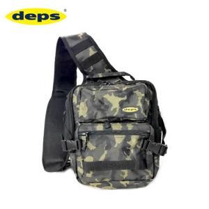 デプス DEPS バッグ ターポリン ショルダーバッグ (カラー:カモ)の商品画像 ナビ