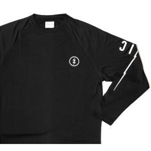 エレクトリック ドライ ラグラン ロングスリーブTシャツ ELECTRIC |backlash