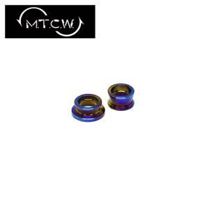 MTCW ラインローラー 零 バージョン2 チタン製 ZERO ver.2 |backlash