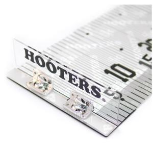 HOOTERS/フーターズ MEASURE SHEET 100/メジャーシート100 ◆素材:ターポ...