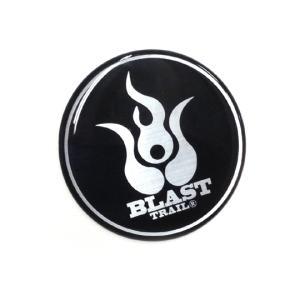【メール便可】 BLASTTRAIL ブラストトレイルセンターキャップ用シール 1枚品番19180 backlash