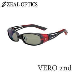 zeal optics(ジールオプティクス) 偏光グラス ヴェロセカンド F-1300 #トゥルービュースポーツ ZEAL VERO 2nd   backlash