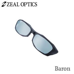 zeal optics(ジールオプティクス) 偏光グラス ジャケット バロン専用前掛け F-1144 #マスターブルー ZEAL Jacket  backlash