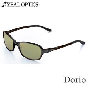 zeal optics(ジールオプティクス) 偏光グラス ドリオ F-1669 #イーズグリーン ZEAL DORIO |backlash