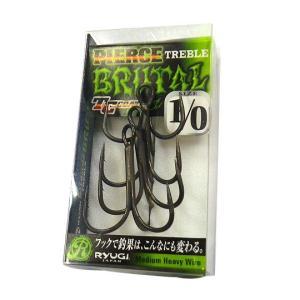 Ryugi リューギ PIERCE TAEBLE BRUTAL ピアストレブル ブルータル TCコート #1/0|backlash|03