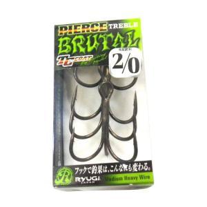 Ryugi リューギ PIERCE TAEBLE BRUTAL ピアストレブル ブルータル TCコート #1/0|backlash|04