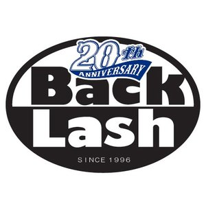 バックラッシュ オリジナルロゴステッカー 20周年記念ver 120サイズBACKLASH ステッカー|backlash
