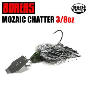 ボレアス モザイクチャター 3/8oz BOREAS MOZAIC CHATTER|backlash