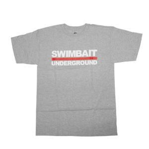 スイムベイトアンダーグラウンド ロゴTシャツ SWIMBAIT UNDER GROUND[メール便不...