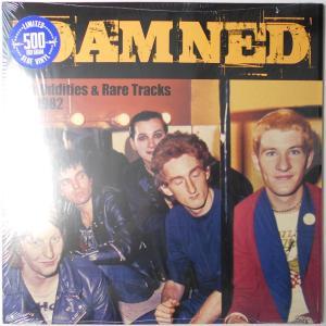 The Damned ダムド/punk oddities & rare tracks 1977-1982(LP) カラー(BLUE)レコード