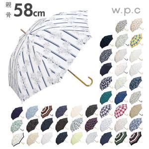 傘 レディース ワールドパーティ w.p.c 通販 58cm...