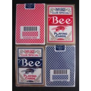 トランプ カジノ Bee ビー ポーカーサイズ  1ダース|badenbaden|05