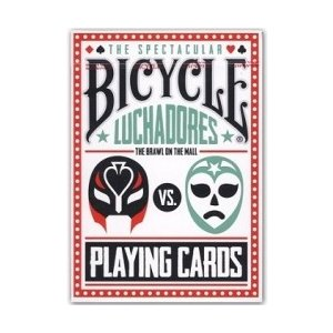 BICYCLE LUCHADORES バイスクル ルチャドーレ  トランプ|badenbaden