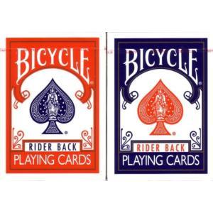 トランプ バイスクル マジック BICYCLE ライダーバック  ポーカーサイズ まとめ買い 1グロス|badenbaden|02