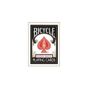 トランプ マジック BICYCLE ライダーバック ポーカーサイズ  1ダース|badenbaden|04