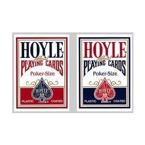 HOYLE ホイル ポーカーサイズ (レッド ・ ブルー) badenbaden 02