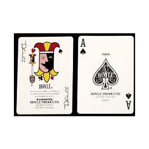 HOYLE ホイル ポーカーサイズ (レッド ・ ブルー) badenbaden 03