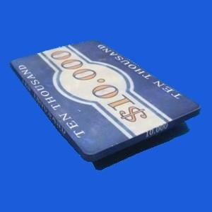 角チップ・プラーク (10K)-セラミック製