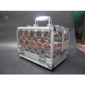 QuattroAssi クアトロアッシーポーカーチップセット600 badenbaden 02
